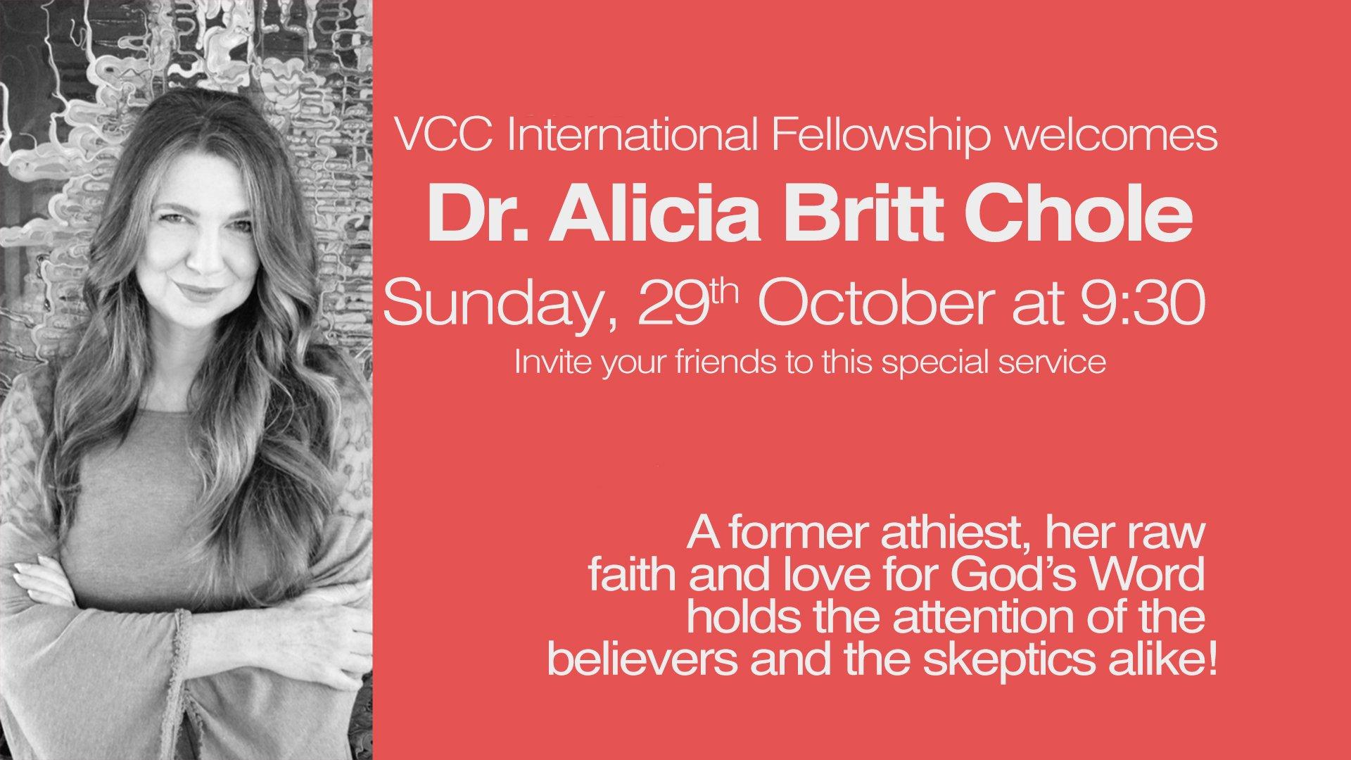 Alicia Britt Chole